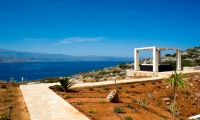 Luxury-seafront-villas-for-sale-in-Chania-Crete-Greece-pathway