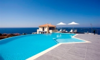 Luxury-seafront-villas-for-sale-in-Chania-Crete-Greece-with-swimming-pool