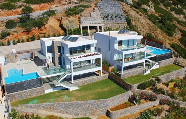 Villa in Heraklion -ID 4864